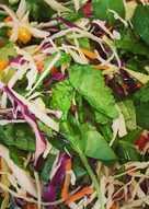 My garden salad