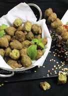 Mixed Dal Palak Pakora