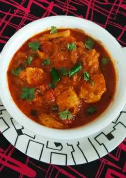 Lahori Murgh Curry