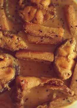 Magur Maach er Jhol (Catfish Curry)