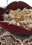 My mother's Potato Rice