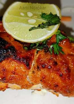 Spicy Chicken Roasti