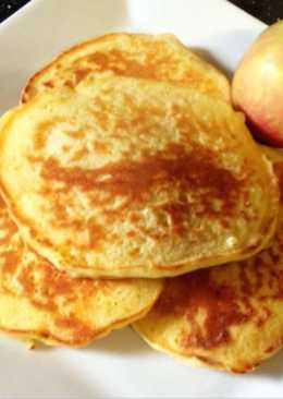 Apple and carrot Pancake   # ingredient 1