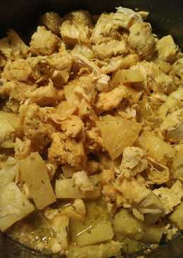 Chicken with Pineapple I