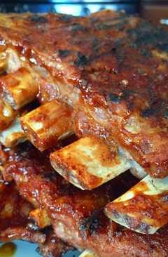 resep masakan american mutt bbq sauce