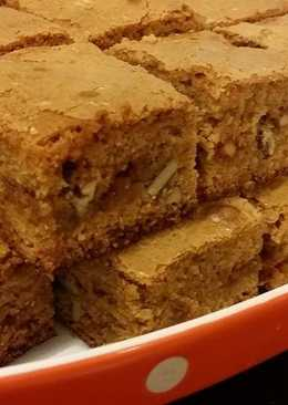 Butterscotch Brown Butter Blondies