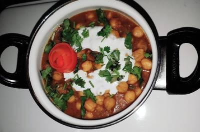 Shahi chole