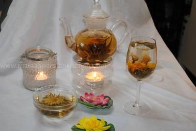 Flowering tea(blooming tea)