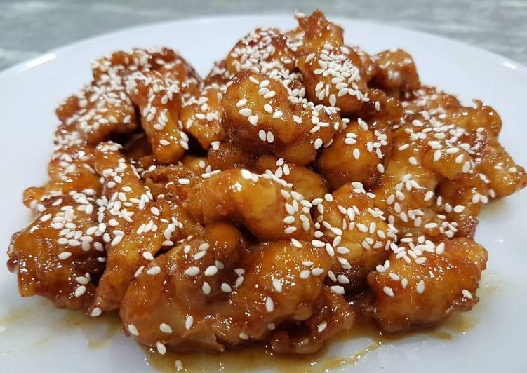 Chinese honey chicken recipe by ikhwan arif cookpad chinese honey chicken forumfinder Images