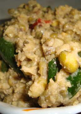 Cherupayar(Green Gram) Puzhukku