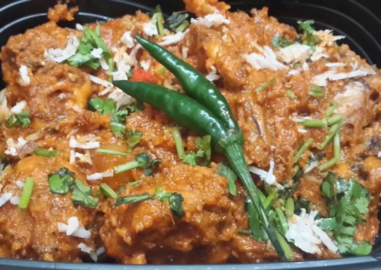 Goan Chicken Xacuti Recipe By Kumkum Chatterjee Cookpad India