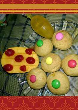 Mango Pineapple cookies