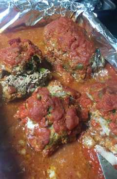 resep masakan italian style meatloaf  no catchup needed