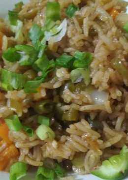 Veg Fried Rice Biryani