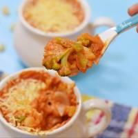 Mug Pasta or One Bowl Pasta