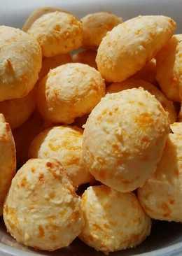 Brazilian Cheese Bread (Pao de Quiejo) My Way