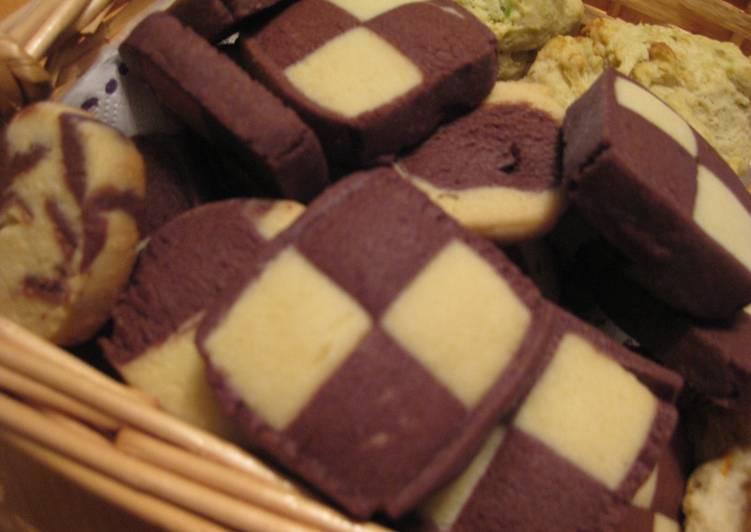 Icebox Cookies Recipe By Chez K Cookpad
