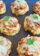 Mini Cottage Pies With Potato Nests