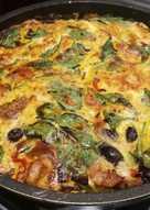 resep masakan italian omelette