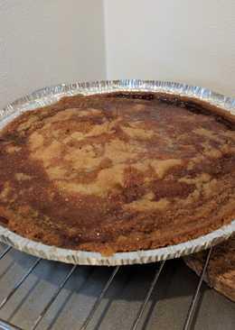 Gisele's Sugar Pie (La Tarte au Sucre)