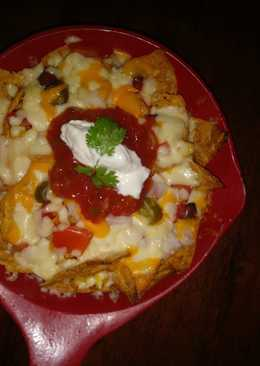 Tangy Chicken & Nachos Cheese Blast