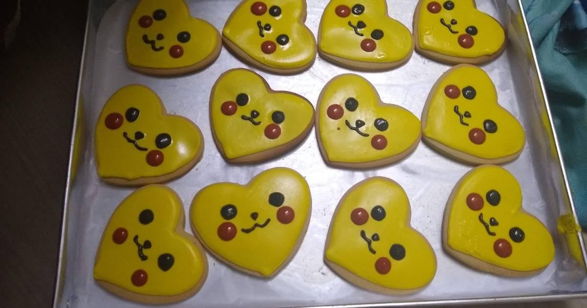 Eggless Rolled Sugar Cookies