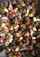 Mixed Pulses Salad