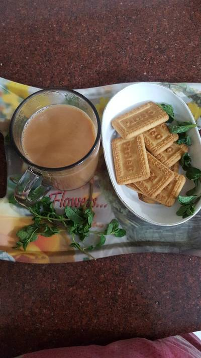 Pudina chai