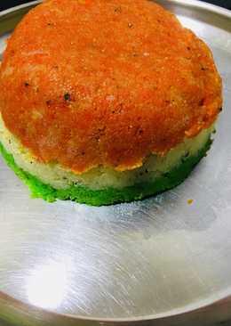Tiranga soji cake