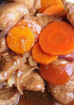 Kungpow Pork (non-spicy)