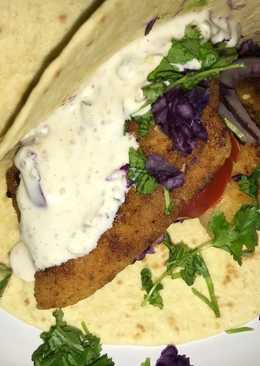 Tequila Lime Fish Tacos