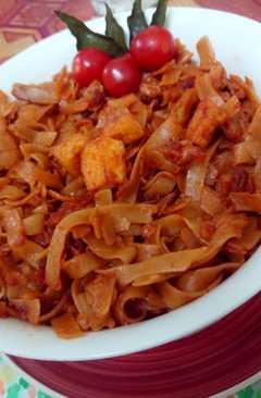 resep masakan kuey teow goreng chinese food