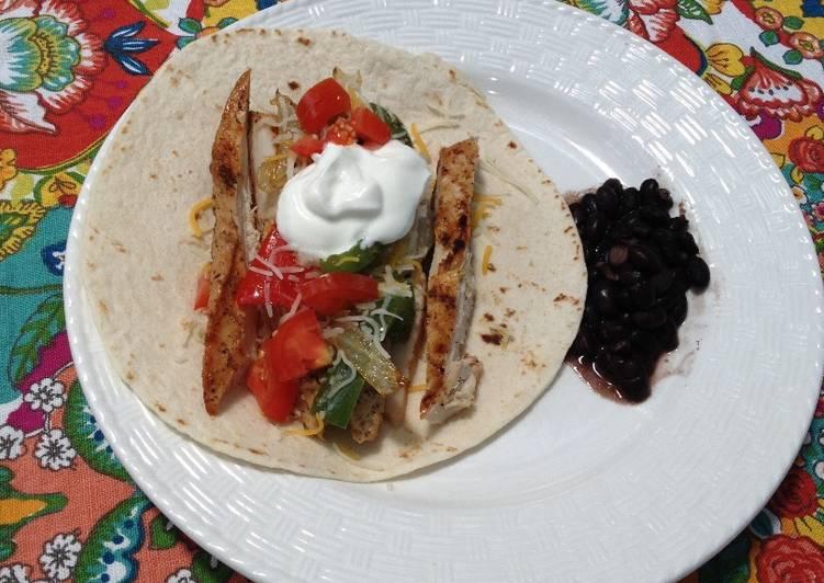 Grilled Chicken Fajitas Recipe By Jglehenbauer Cookpad