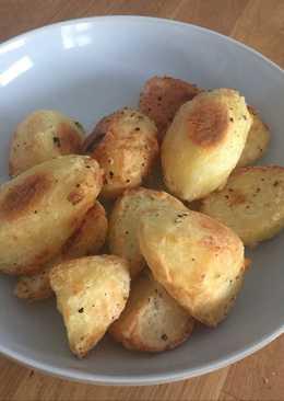 Vegetarian Roast Potatoes 🥔