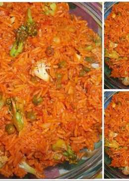 Tomato spicy Biryani