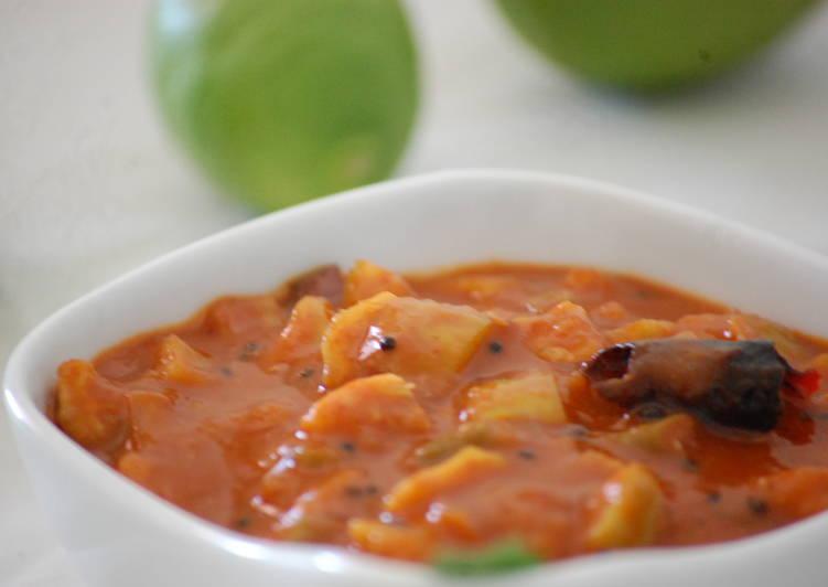 Lemon Pickle/Naranga Achar