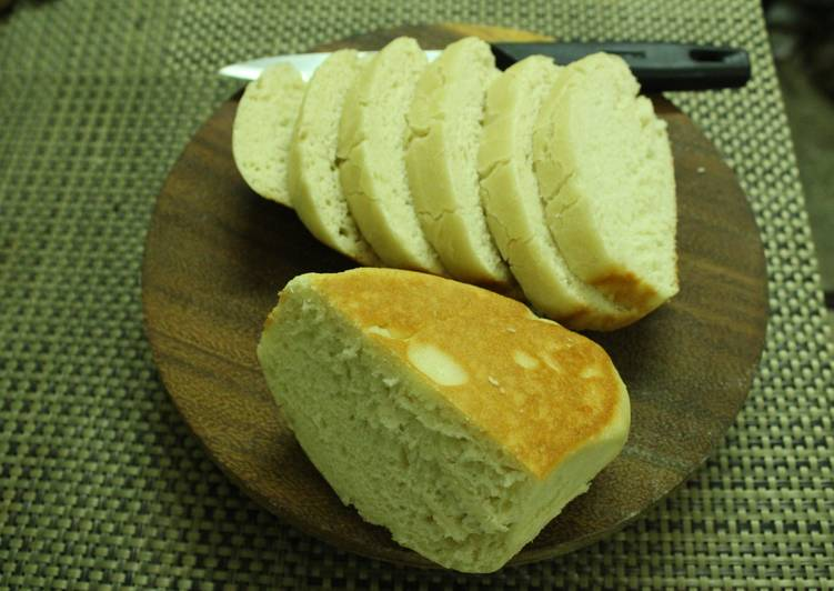 Amish White Bread in a pressure cooker