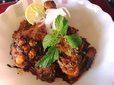 Sukka Chicken Mas popala