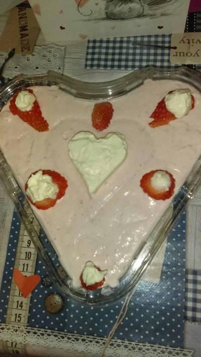 Strawberry Love Cheesecake