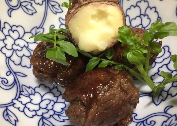 Beef Potato Ball