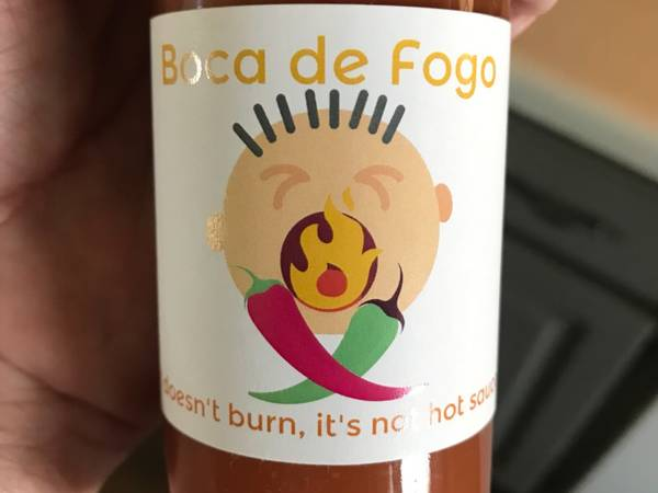 Reaper Madness Hot Sauce by Boca de Fogo