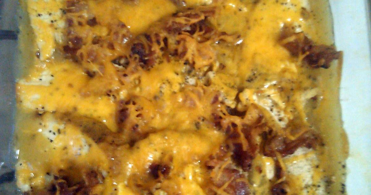 Potato And Lardon Casserole Recipe — Dishmaps