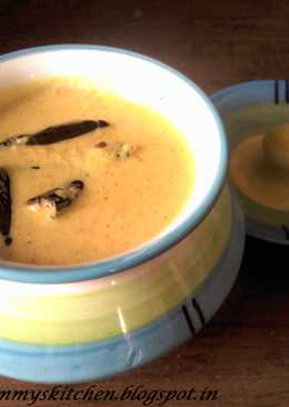 Morozhicha Koottan/Vegetable In Curd Gravy