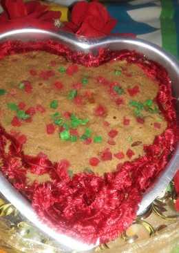 Left over biscuit cake