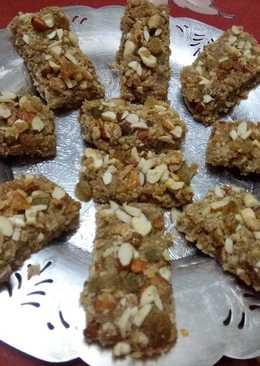 Dry fruits & oats Energy Bars