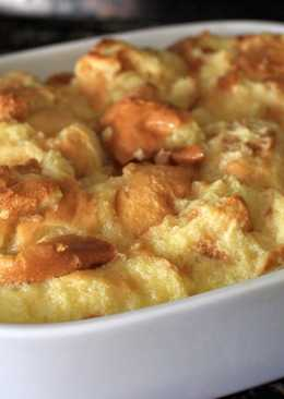 Basic Sweet Bread Pudding Recipe
