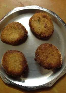 Golden Fish Cutlets