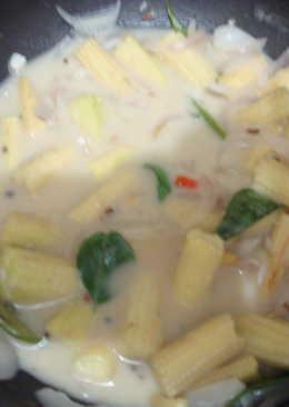Achamma's Corn Stew