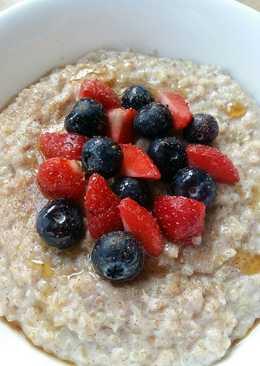 Vickys Oat & Quinoa Porridge, GF DF EF SF NF