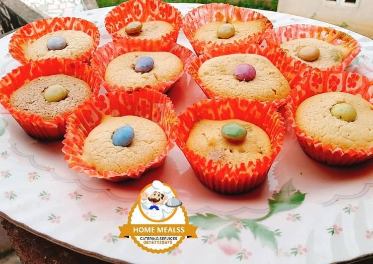 Vanilla Cup Cakes Recipe By Homemealss 2 Cookpad Kenya